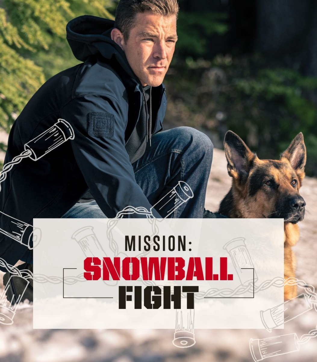 Mission Snowball Fight