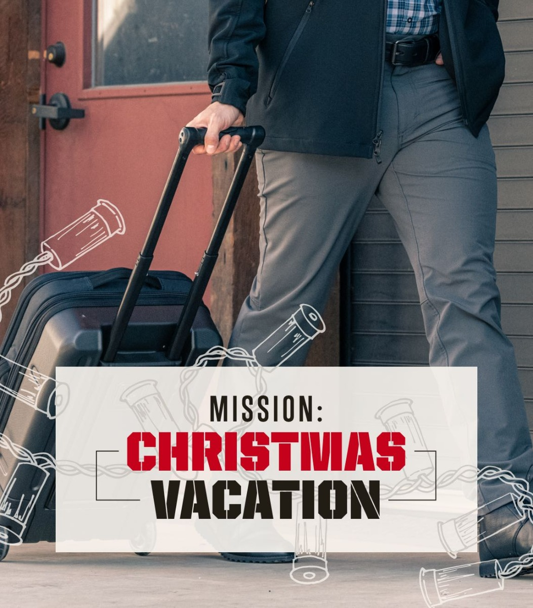 Mission Christmas Vacation