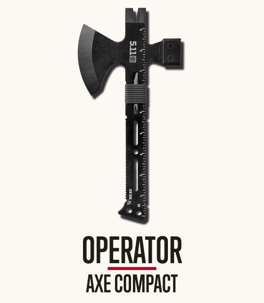 Operator Axe Compact
