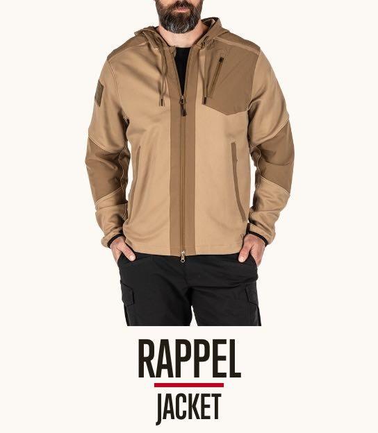 Rappel Jacket