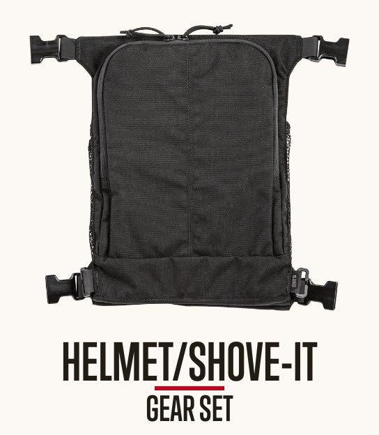 Helmet Shove It Gear Set