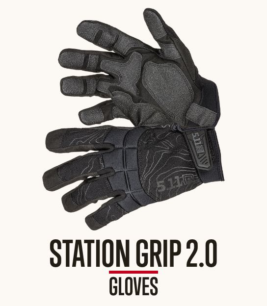 Station Grip 2 Glove