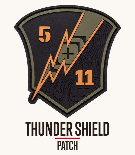Thunder Shield Patch