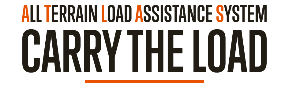 All Terrain Load Assistence System | Carry the Load