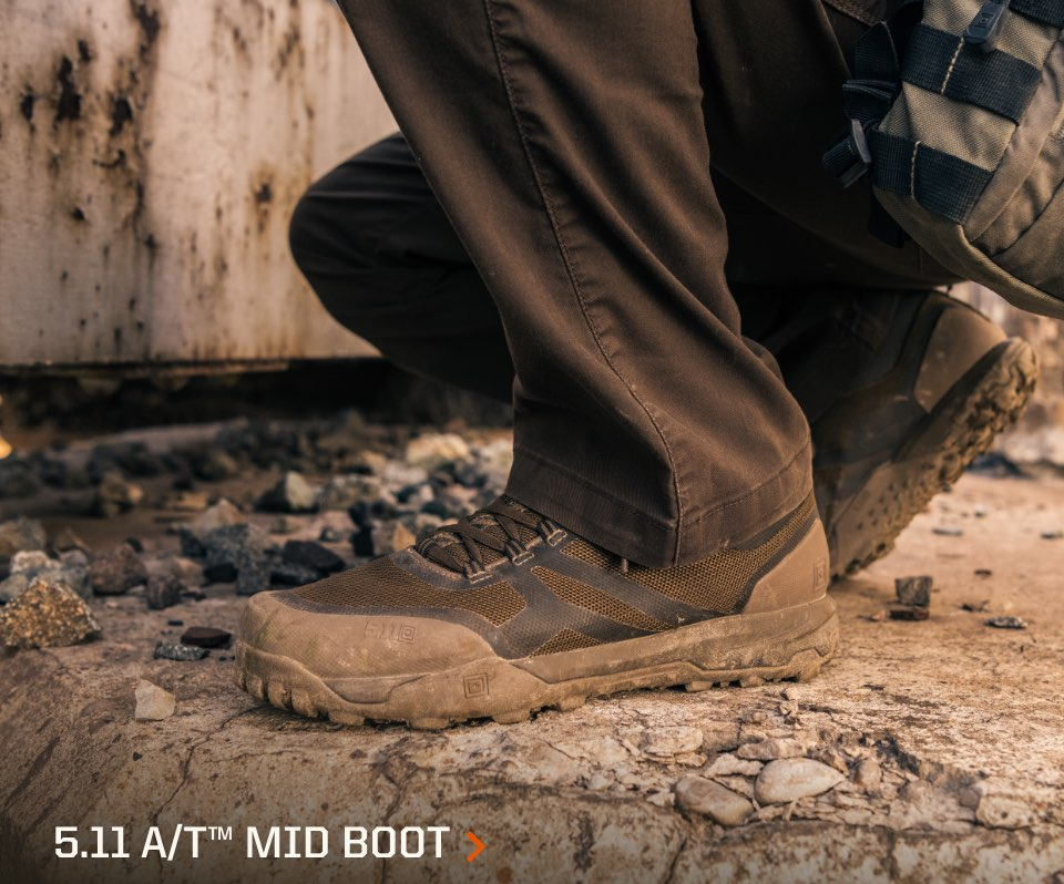 A/T™ Mid Boot