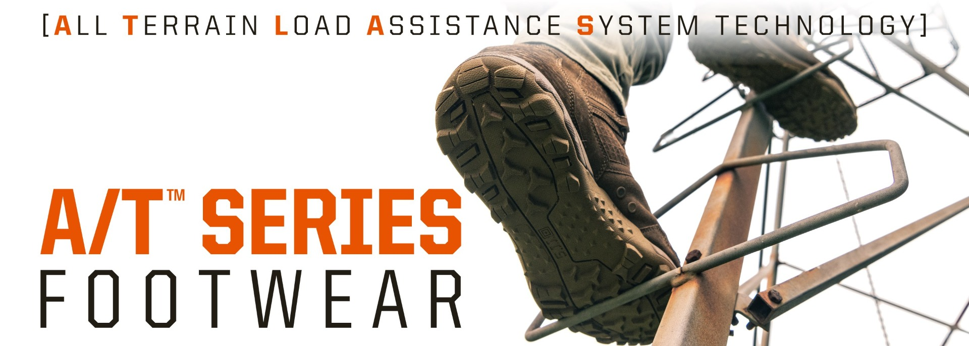 5.11 A/T Series Footwear