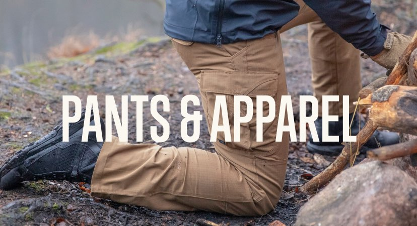 Pants and Apparel