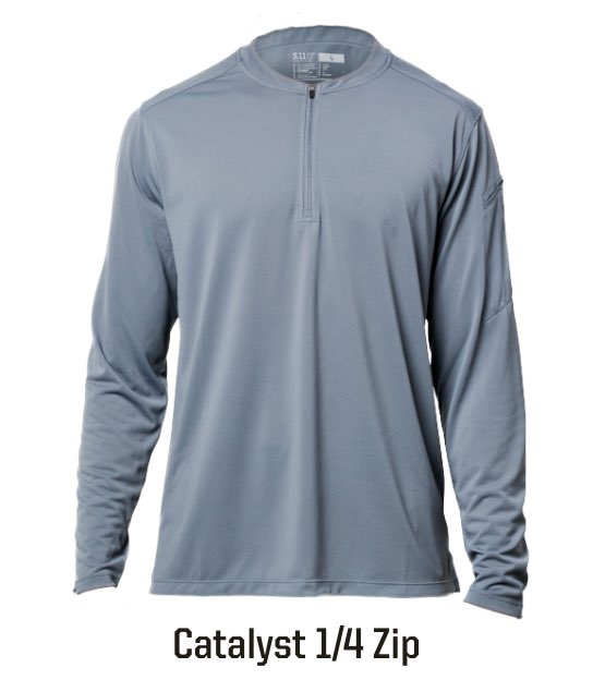 Catalyst Long Sleeve Top