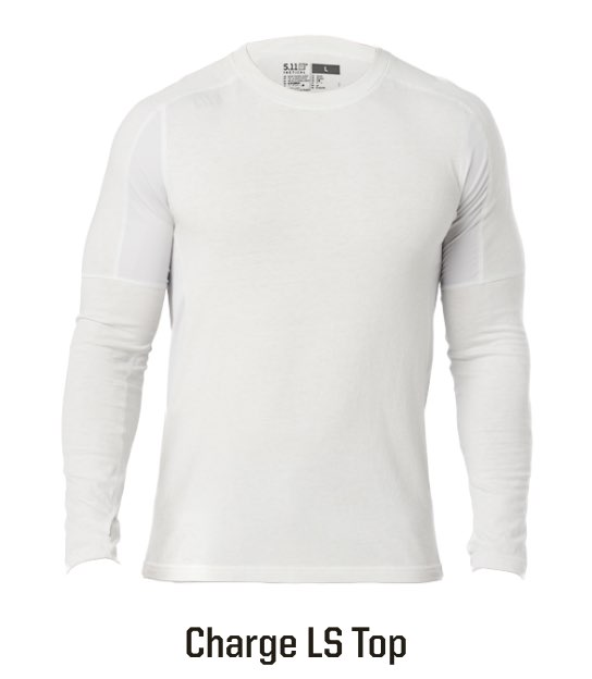 Charge Long Sleeve Top