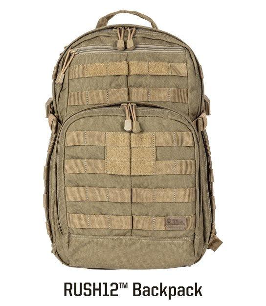 RUSH12 Backpack