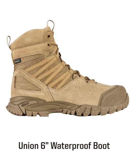Union Waterproof Boot