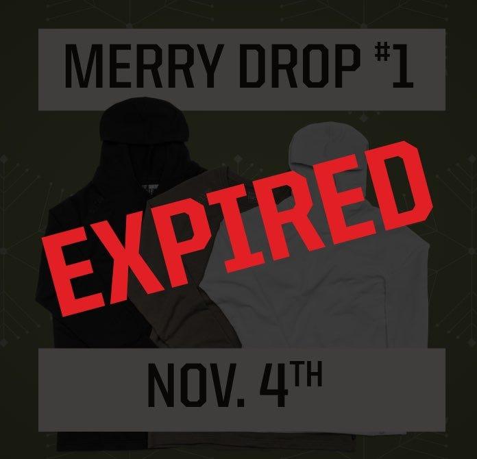 November 4th Expired