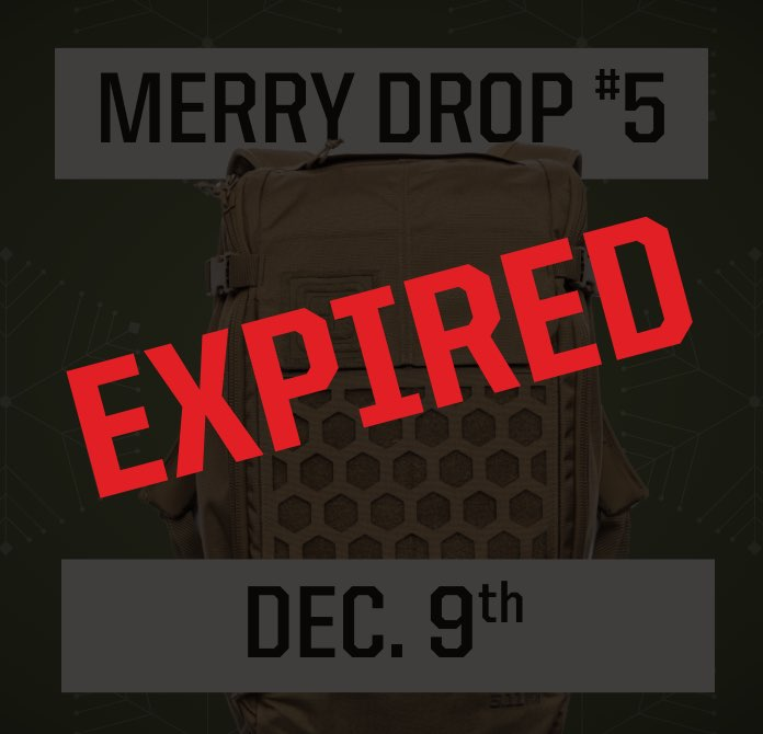 December 9th Expired