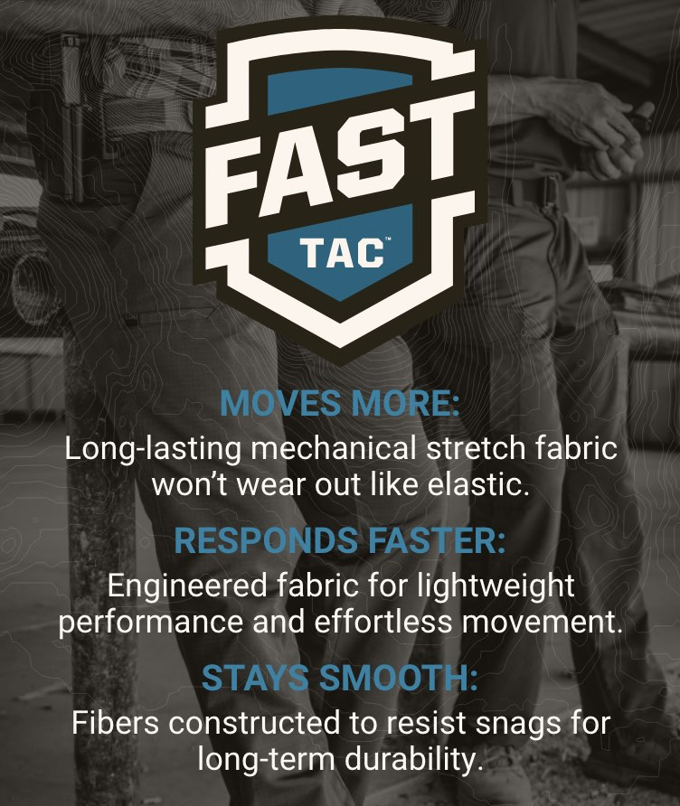 Fast-Tac | Moves More, Responds Faster, Stays Smooth