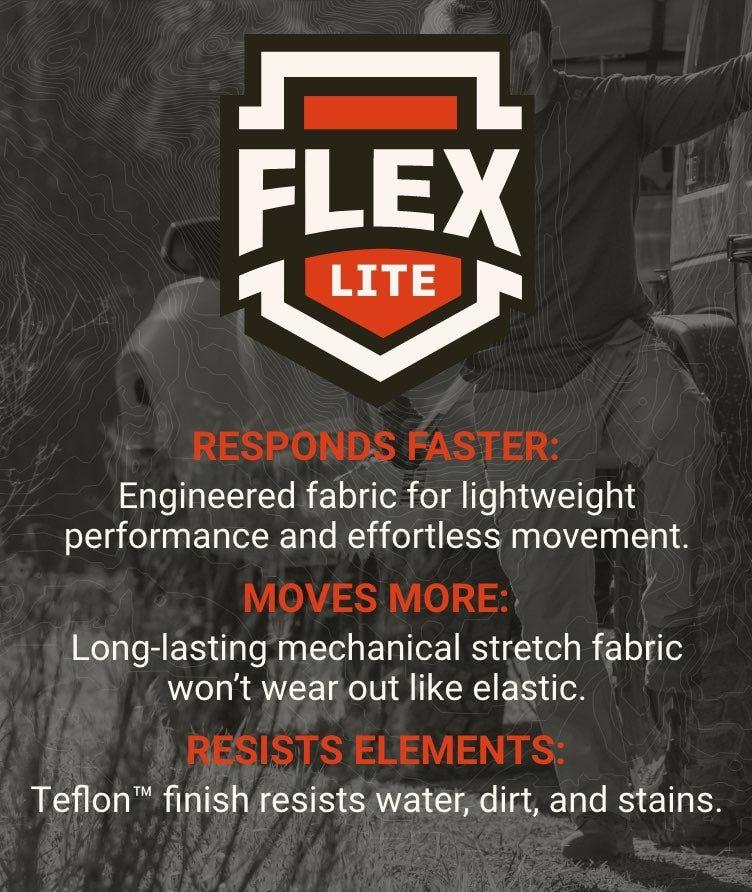 Flex-Lite | Responds Faster, Moves More, Resists Elements