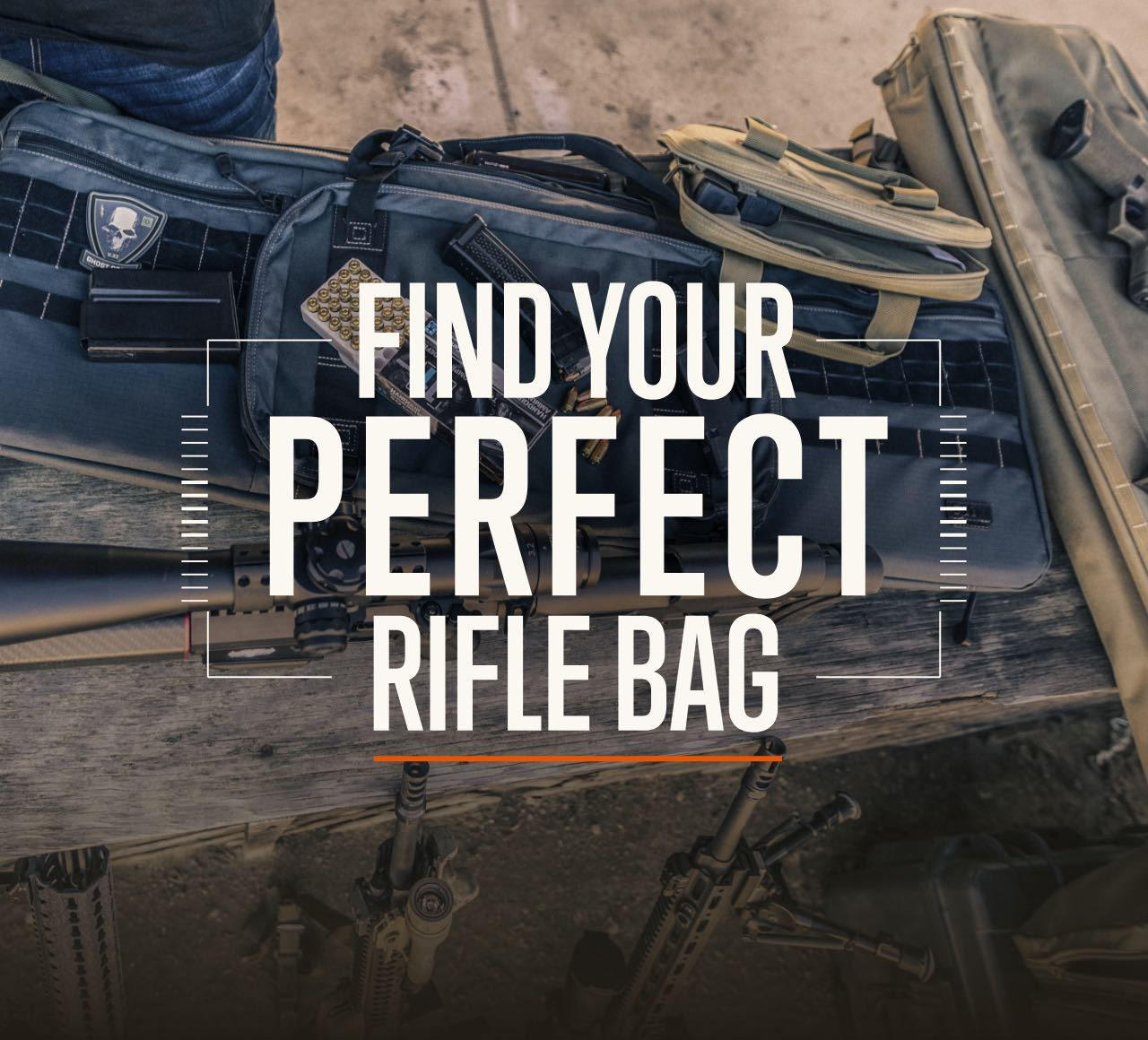 Find Your Perfect Rifle Bag