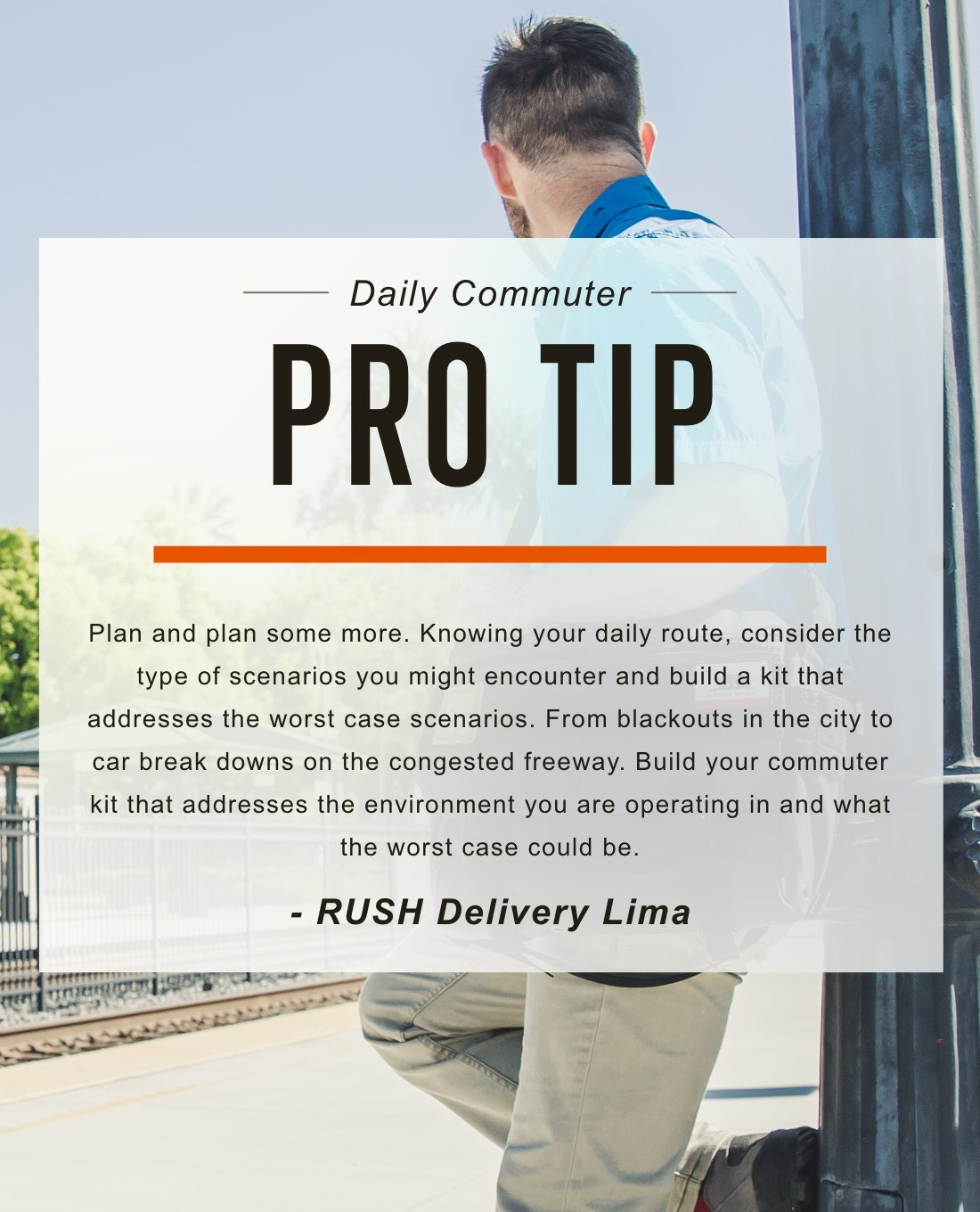 RUSH Delivery Lima