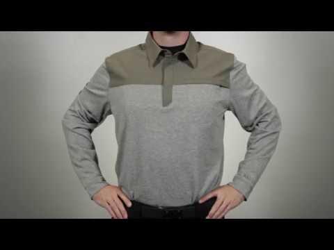 5.11 Rapid Long Sleeve Polo