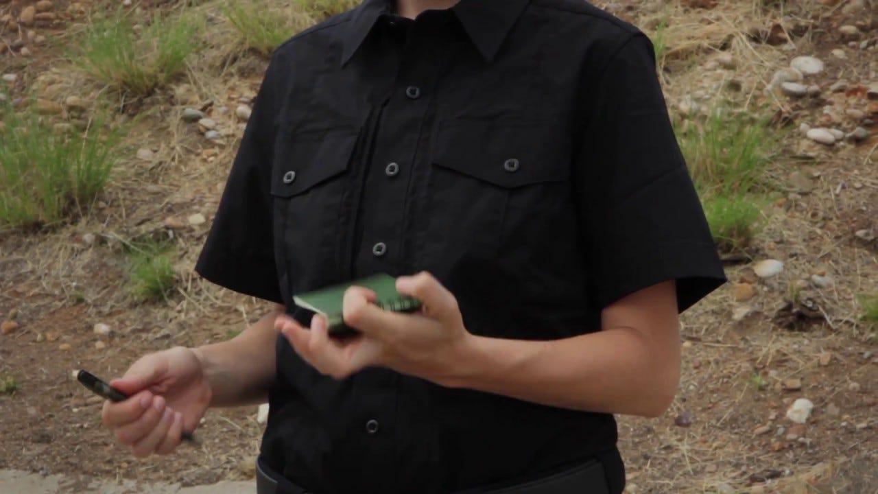 5.11 Women's 5.11 Stryke™ Class-B PDU® Short Sleeve Shirt
