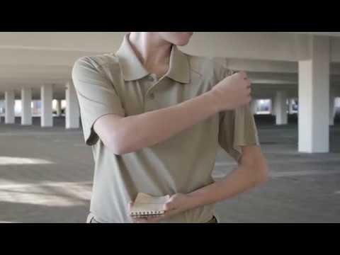 5.11 Women's Short Sleeve Helios Polo