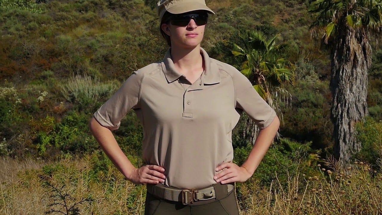5.11 Women's Short Sleeve Professional Polo