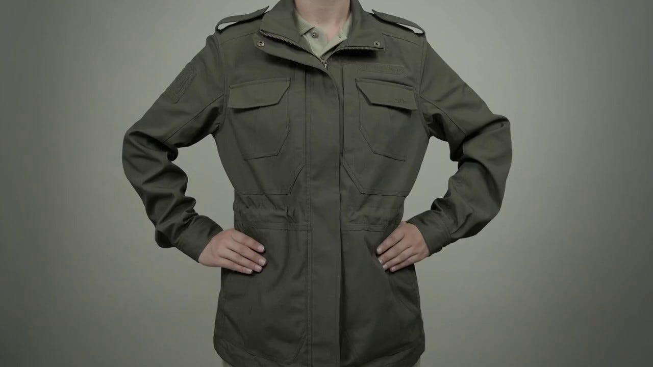 5.11 Womens Taclite® M-65 Jacket